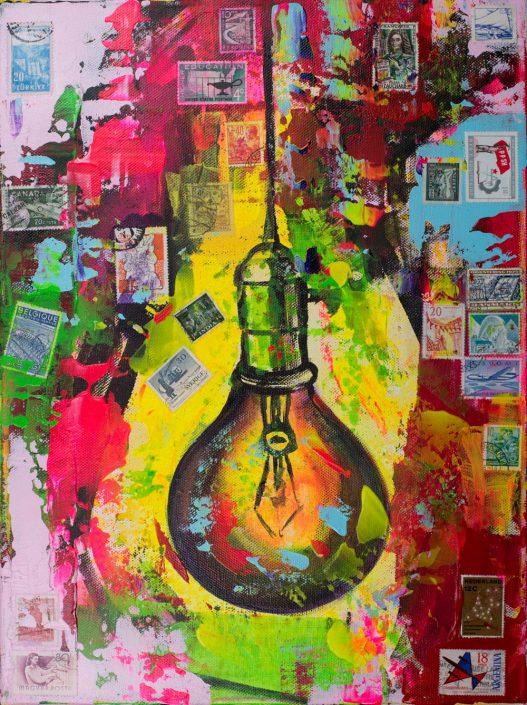 lichtpost © kirsten momsen